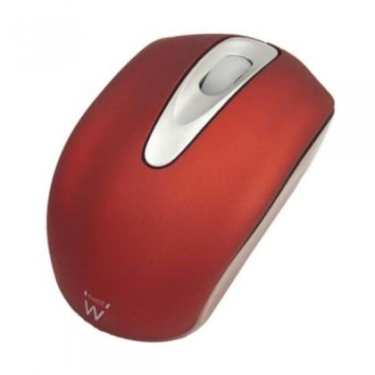EMINENT-EWENT EW3178 Mini mouse optic Red Retrac