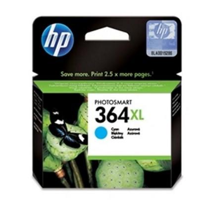 HP 364XL CB323EE Cartuș Cerneală Albastru Înaltă Performață