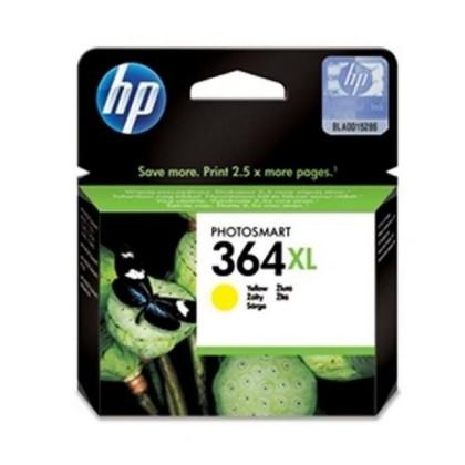 HP 364XL CB325EE cartuș de cerneală galben înaltă capacitate