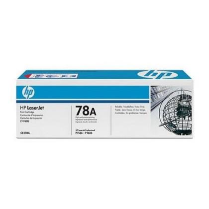 HP CE278A Toner Laserjet PRO P1566/P1606 Negru