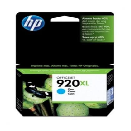 HP 920XL Cartuș Cerneală Albastru Officejet serie 6000/6500