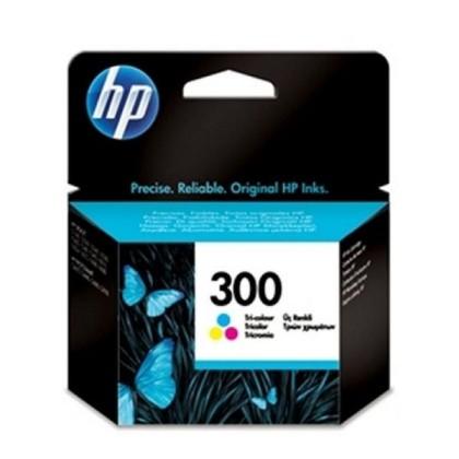 HP 300 CC643EE Cartuș Cerneală TricolorDeskjet/Photosmar