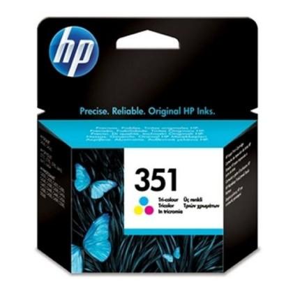 HP 351 CB337EE cartuș de cerneală tricolor Officejet/Photosm