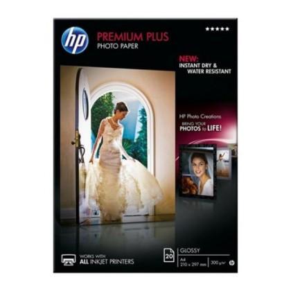 HP Glossy Hârtie Foto A4 (20 pagini)