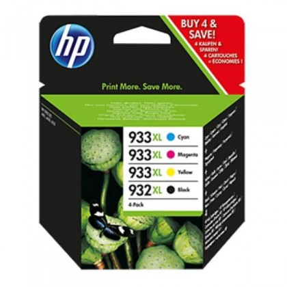 HP 932XL/933XL multiPachet (4culori) 2P42AE