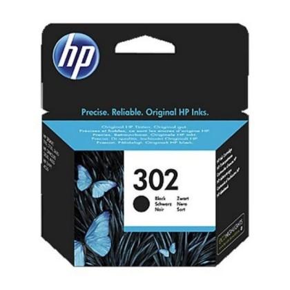 HP 302 F6U66AE Cartuș Cerneală Negru Officejet 3830
