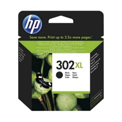 HP 302XL F6U68AE cartuș de cerneală negru Officejet 3830
