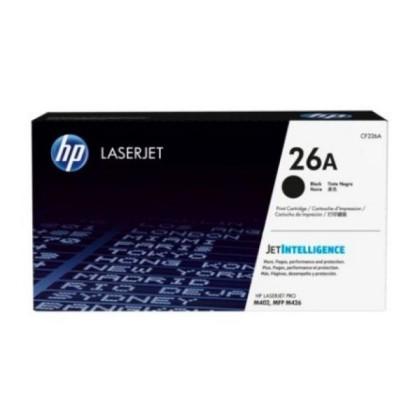 HP CF226A 26A Toner Laser Negru Laserjet M402d