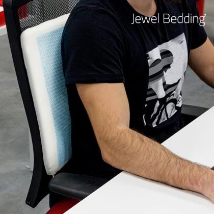 Pernă Vascoelastică cu Gel Jewel Bedding