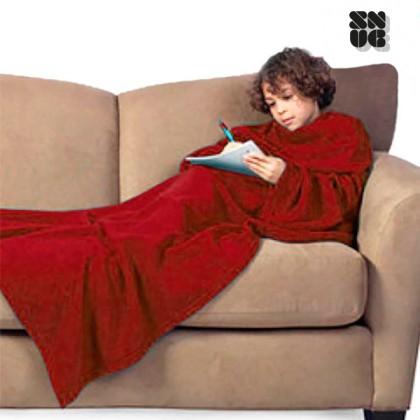 Pătură Cu Mâneci Copii Extra Pufoasă Snug Snug