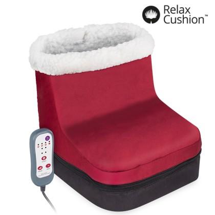 Aparat Masaj-Încălzitor pentru Picioare Relax Cushion