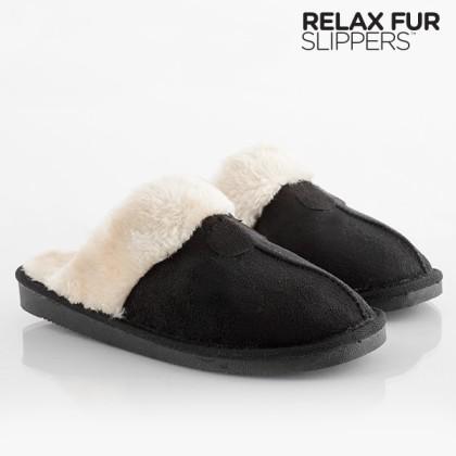 Papuci de Casă Relax Fur