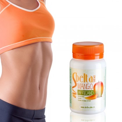 Supliment Alimentar cu Mango African Sbelta Plus (60 capsule)