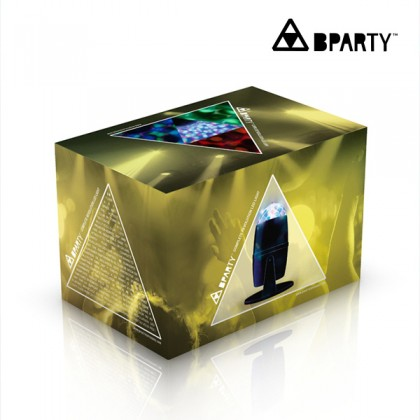 Proiector cu LED Multicolor B Party
