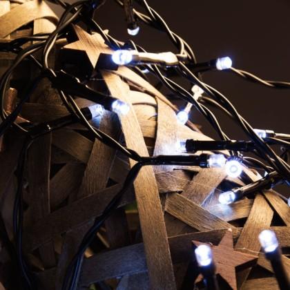 Lumini de Crăciun Albe (240 LED)