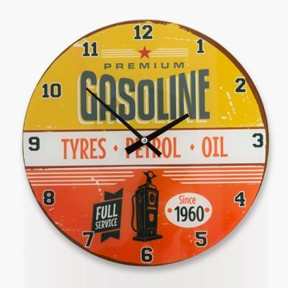 Ceas de Perete Gasoline