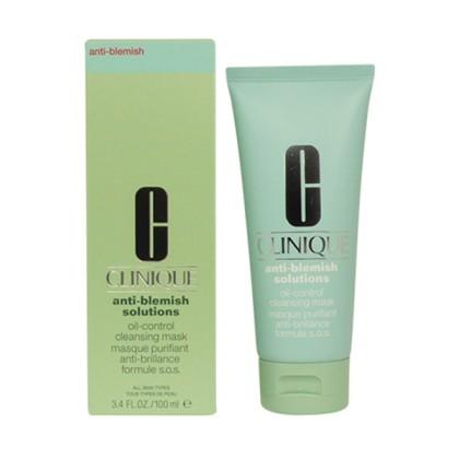 Clinique - ANTI-BLEMISH oil control cleansing mask 100 ml