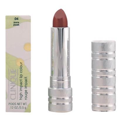 Clinique - HIGH IMPACT lip colour SPF15 04-pure posh 3.5 gr
