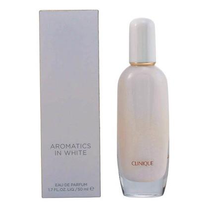 Clinique - AROMATICS IN WHITE edp vaporizador 50 ml