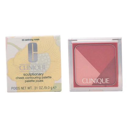 Clinique - SCULPTIONARY cheek palette 03-defining roses 9 gr