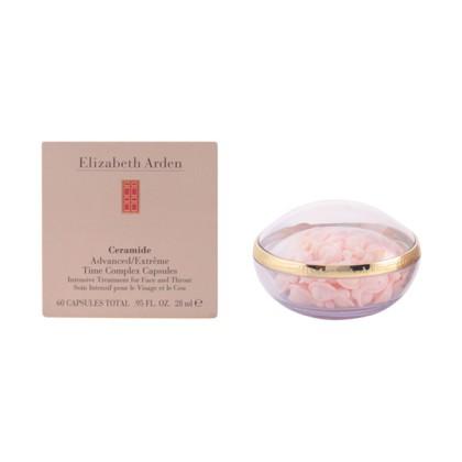 Elizabeth Arden - CERAMIDE TIME COMPLEX face & throat 60 capsules 28 ml