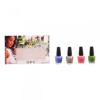 Opi - NEW ORLEANS JAMBALAYETTES LOTE 4 pz