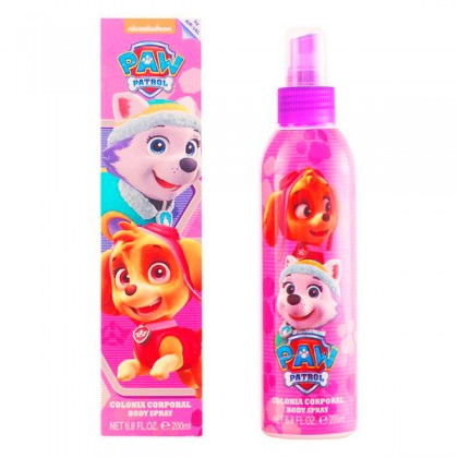 Cartoon - PATRULLA CANINA ROSA colonia body spray 200 ml