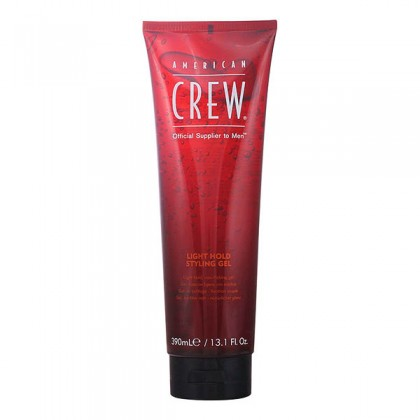 American Crew - LIGHT HOLD styling gel 390 ml