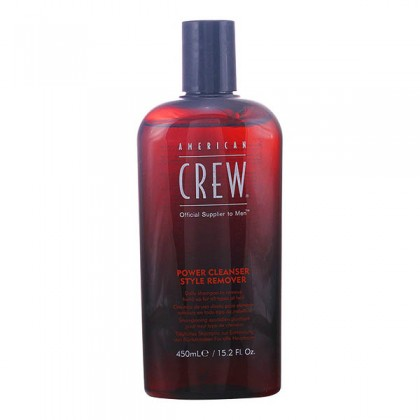 American Crew - POWER CLEANSER style remover shampoo 450 ml
