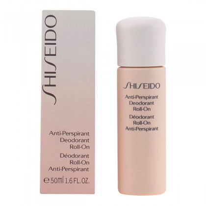 Shiseido - DEODORANT anti-perspirant roll-on 50 ml