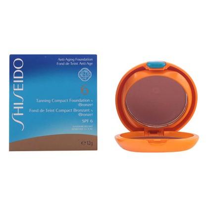 Shiseido - EXPERT SUN compact foundation  bronze SPF6 12 gr