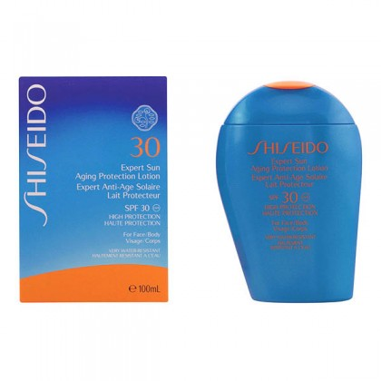 Shiseido - EXPERT SUN aging protection lotion plus SPF30 100 ml