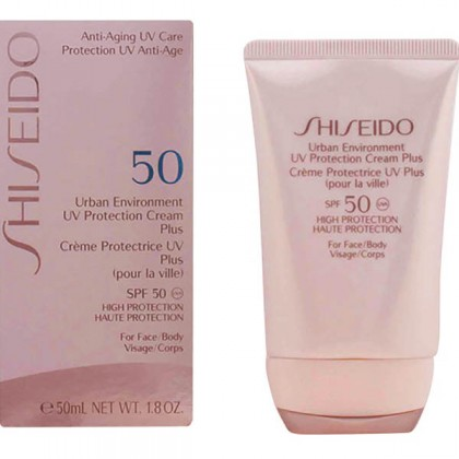 Shiseido - URBAN ENVIRONMENT uv protection crema plus SPF50 50 ml
