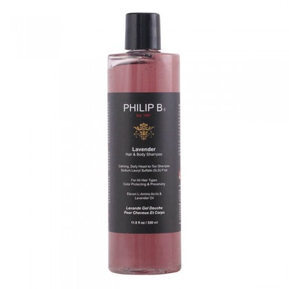 Philip B - Philip B - LAVENDER hair & body shampoo 350 ml