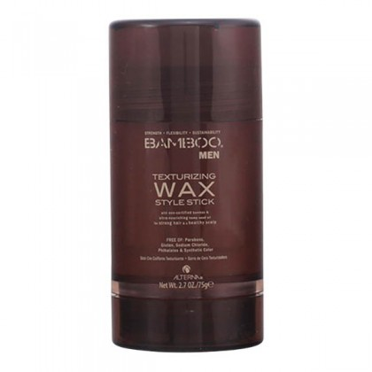 Alterna - BAMBOO MEN texturizing wax style stick 75 gr