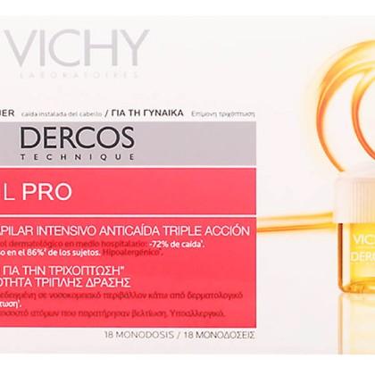 Vichy - DERCOS AMINEXIL PRO LOTE 18 pz