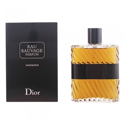 Dior - EAU SAUVAGE edp vaporizador 200 ml