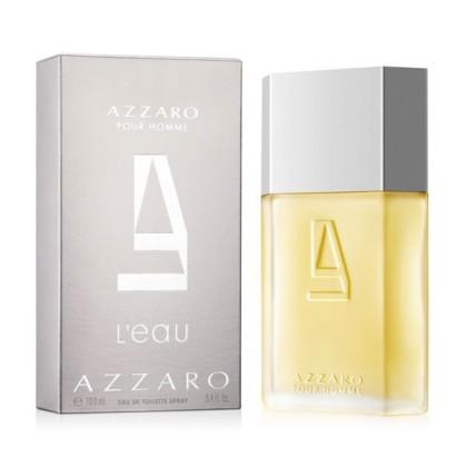 Azzaro - AZZARO POUR HOMME L'EAU edt vapo 100 ml