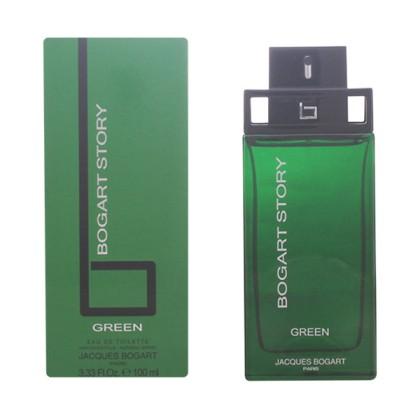 Jacques Bogart - BOGART STORY GREEN edt vaporizador 100 ml