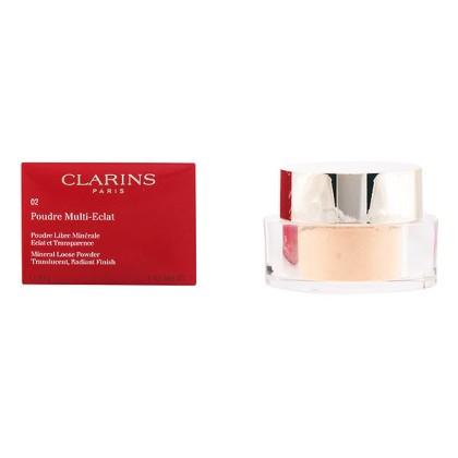 Clarins - POUDRE MULTI-ECLAT 02-medium 30 gr