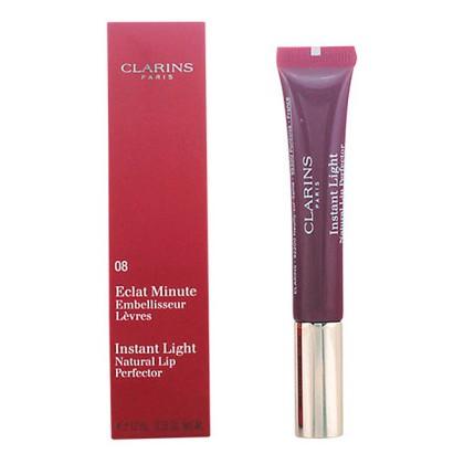 Clarins - ECLAT MINUTE embelisseur levres 08-plum shimmer 12 ml
