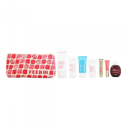 Clarins - BAUME CORPS SUPER HYDRATANT LOTE 8 pz