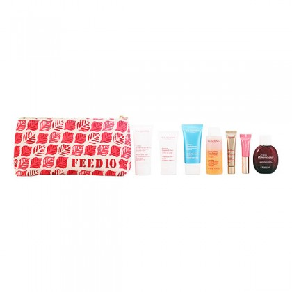 Clarins - DÉMAQUILLANT TONIC EXPRESS LOTE 8 pz