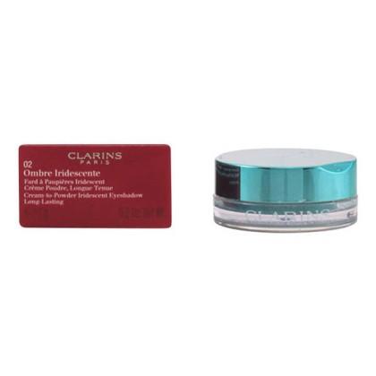 Clarins - OMBRE IRISDESCENTE 02-aquatic green 7 gr