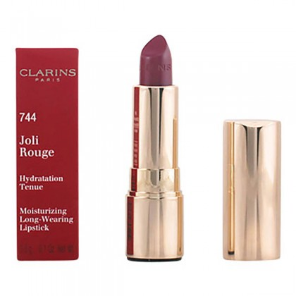 Clarins - JOLI ROUGE lipstick 744-soft plum 3,5 gr