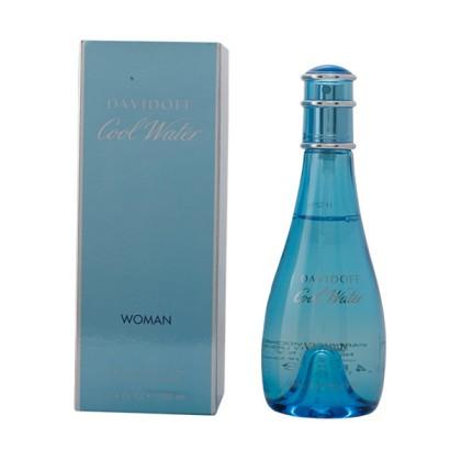 Davidoff - COOL WATER WOMAN edt vapo 100 ml