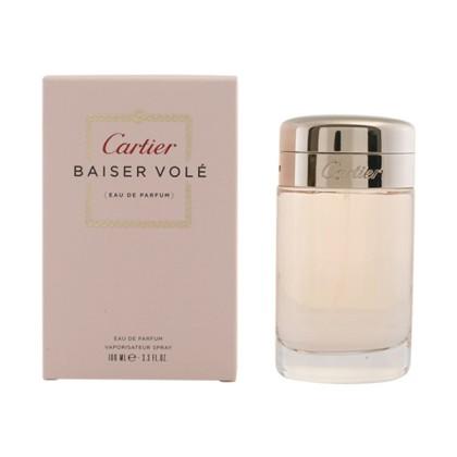 Cartier - BAISER VOLE edp vapo 100 ml