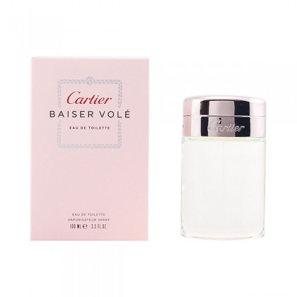 Cartier - BAISER VOLE edt vapo 100 ml