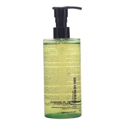 Shu Uemura - CLEANSING OIL shampoo anti-dandruff soothing cleanser 400 ml