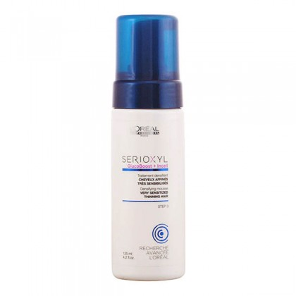 L'Oreal Expert Professionnel - SERIOXYL densifying mousse sensi thin hair step 3 125 ml